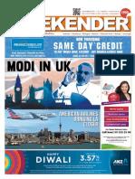 Indian Weekender 13 November, 2015 Vol 7 Issue 34