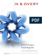 BEPS Projects Final Report