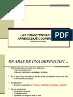 LAS COMPETENCIAS Y EL APRENDIZAJE COOPERATIVO