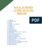 3..Instalaciones Electricas en El Hogar