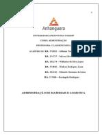 Atps Administração de Materiais e Logistica