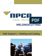 Welding and Cutting