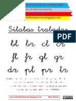 28. Lectoescritura Mian Brabur - Sílabas Trabadas