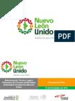 Estructuración técnica, legal y financiera del corredor de movilidad sustentable Constitución-Morones Prieto