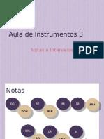 Aula de Instrumentos 3