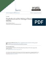 Prophethood & Making of Islamic Historical Identity