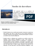 Modelul Suedez de Dezvoltare