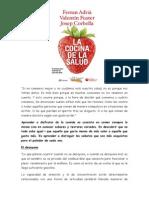 La cocina de la salud. Resumen del capítulo sobre el desayuno..pdf