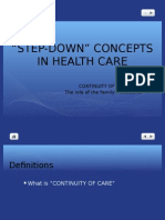 Icm Stepdown Health Care 2