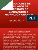 Generadores de Simulacion y entornos graficos