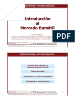 Introduccion Al Mercado Bursatil Raul Velasco Merino
