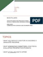 utd presentation 10-15