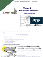 Tema 3 Los Sistemas Economicos