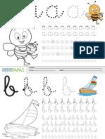 Letras niños