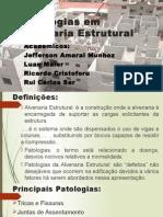 Patologias Em Alvenaria Estrutural