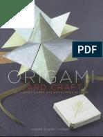 Origami Card Caft