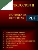 Construccion II-cap III - Movimiento de Tierras