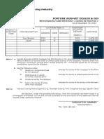 Rmc No 57_annexes a-c Fortune Agri-Vet Dealer & Gen. Mdse, Inc.