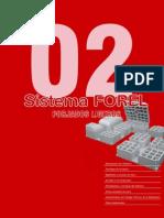 Catálogo Sistema Forel 2010