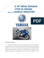 BSCM Assignment- India Yamaha Motor.docx
