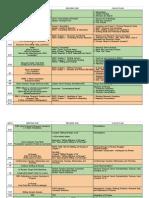 eng3010- daily agenda