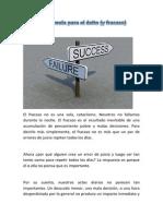 Rohn La Fórmula Para El Éxito (y Fracaso)