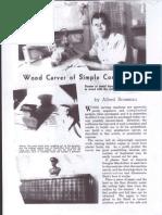 Wood Carving Duplicator
