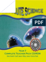 Absolute Science Non Specialist Teacher Pack Year 7