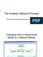Tutorial_4_Changing from AHP to ANP thinking.ppt