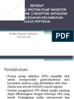 Referat PPI Dan H2RA