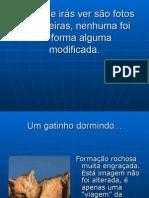 Imagens curiosas - PPT