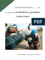 Soldadura en Oleoductos y Gasoductos API 1104