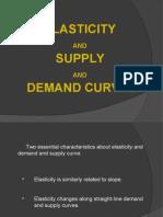 Supply & Demand Curves