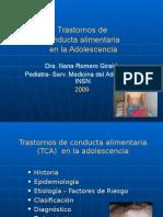 Anorexia y Bulimia en Adolescentes