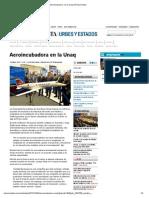 2012-10-04 Aeroincubadora en La Unaq