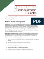 School Based Management2