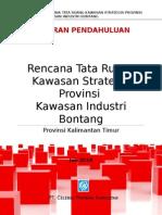 Laporan Pendahuluan Rtr Bontang