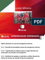 Unidad 3 Rescate Minero