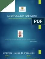 La Naturaleza Interviene _ Presentación