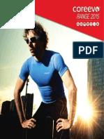 Coreevo Catálogo 2015 Ropa Compresión Running