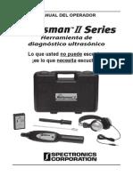 MDE-2000 Marksman II (Spanish) AM10000-3