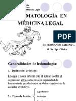 Medicina Legal. Traumatologia