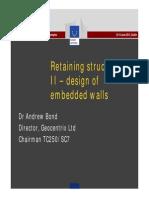 07 Bond Design Embedded Walls