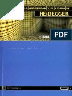 Boeder Sobre Heidegger