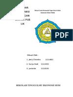 Standar Akuntansi Keuangan Sektor