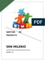 "Gestion de Proyecto ""Restaurante"""