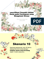 PBL 28-10 Diagnosis Penyakit Akibat Kerja Pada Perempuan Yang Mengalami Stress