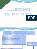 Seleccion Motores