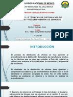 Capitulo 12 Técnicas de Distribución de Oficinas