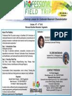 Flyer Wonosari Field Trip